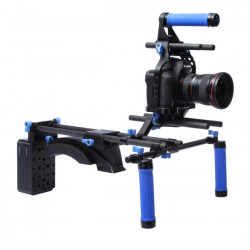 Redrock Micro ultraCage DSLR eyeSpy Shouldermount Rig