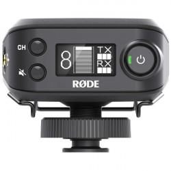Rode Newsshooter Kit Digital Transmisor XLR + Receptor en cámara