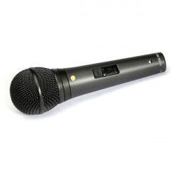 Rode M1-S Micrófono de Mano Dinámico con switch