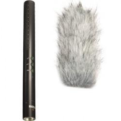 Rode Kit de Micrófono Shotgun Súper Cardioide NTG4 con Deadcat