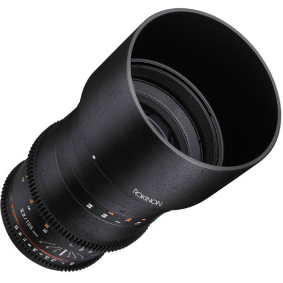 Rokinon Lente DS Cine 135mm T2.2 para EF Canon