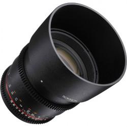 Rokinon Lente DS Cine 85mm T1.5 para EF Canon