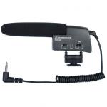 Sennheiser MKE 400 Micrófono Shotgun miniplug