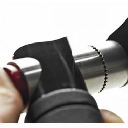 Shape Quick Handle con Rod Lock Agarre para tubos 15mm Hand5