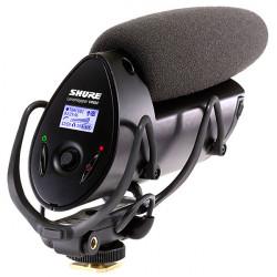 Shure LensHopper™ Micrófono de Condensador para Cámaras con Grabación incluida Flash