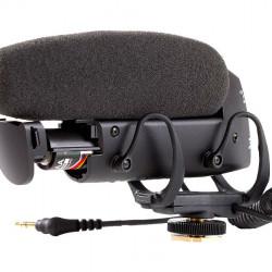 Shure LensHopper™ Micrófono de Condensador tipo Shotgun para Cámaras