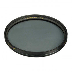 B+W 62mm Schneider Optics Filtro Polarizador