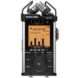 Tascam DR-44WL Grabador Portátil 4 tracks 2 XLR + 2 mics con WIFI