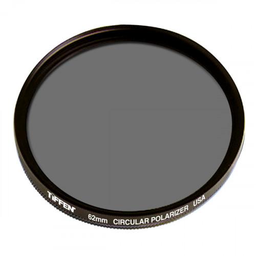 Tiffen Filtro Polarizador Circular 62mm Polarizer