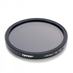 Tiffen Filtro ND Variable 52mm Neutral Density 1 a 8 Stops