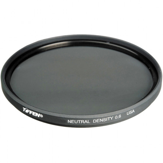 Tiffen Filtro ND 6 Neutral Density 77mm 2 Stops