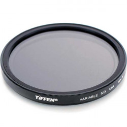 Tiffen Filtro ND Variable 77mm Neutral Density 1 a 8 Stops