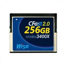Wise CFA -2560 Tarjeta CFast 2.0 de 256GB
